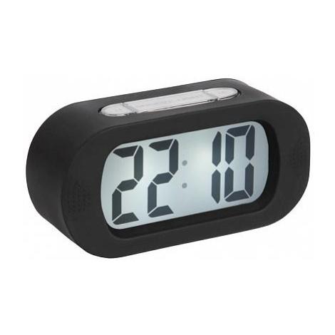 Stolní digitální hodiny-budík Karlsson KA5753BK FOR LIVING