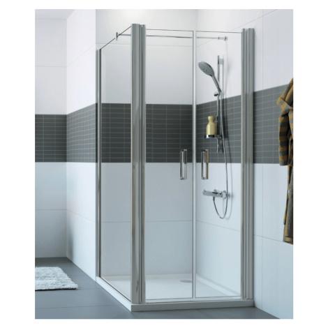 Boční zástěna ke sprchovým dveřím 100x200 cm Huppe Classics 2 chrom lesklý C23910.069.322