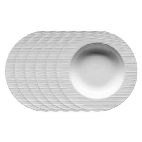Mäser Sada hlubokých talířů Angelina 23 cm, 6 ks Maser