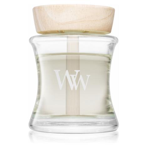 WoodWick žluté aroma difuzér Linen