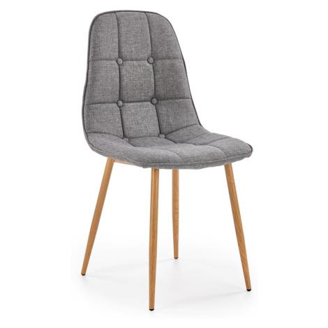 Židle K-316, šedá