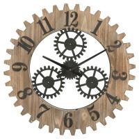 Nástěnné hodiny Mauro Ferretti Ingranaggio Plus, ø 60 cm