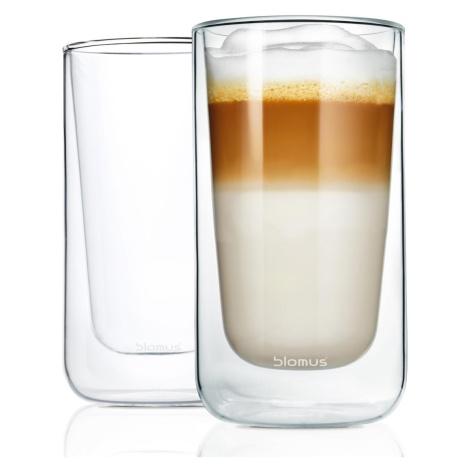 Set termosklenic na café latte 320 ml NERO, Blomus