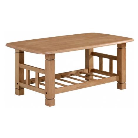 Konferenční stolek HOOD 1 dub teak Casarredo