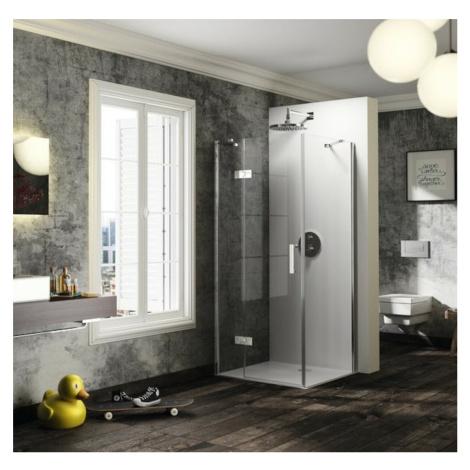 Sprchové dveře 75x200 cm levá Huppe Solva pure chrom lesklý ST0606.092.322