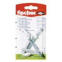 Univerzální hmoždinka Fischer UX 8 x 50 OH N K 94297, Vnější délka 50 mm, Vnější Ø 8 mm, 2 ks
