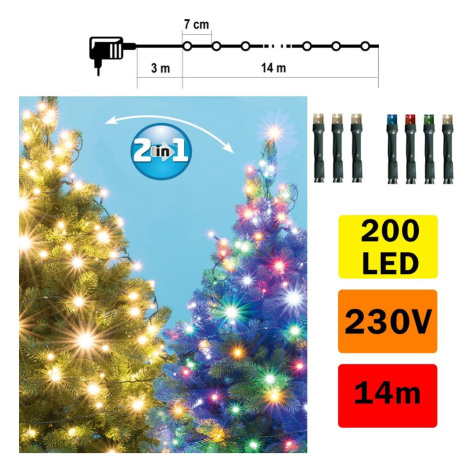 Vánoční dekorace FK