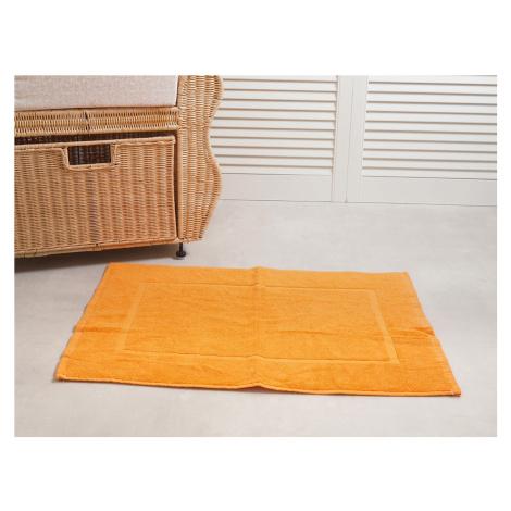 B.E.S. - Petrovice, s.r.o. Koupelnová předložka Comfort 50x70 cm - Oranžová