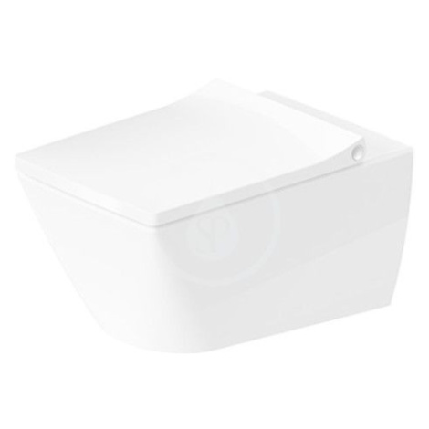 DURAVIT Viu Závěsné WC, Rimless, alpská bílá 2511090000