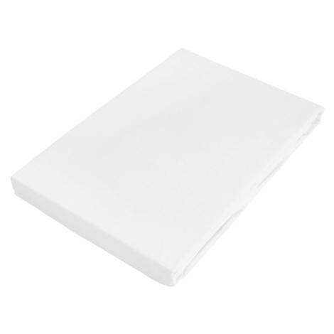 Novel ELASTICKÉ PROSTĚRADLO, satén, bílá, 190/200 cm
