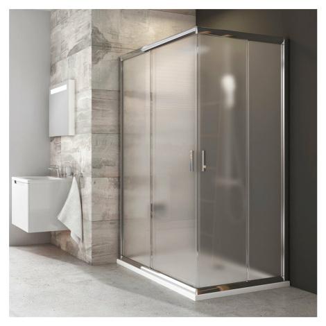 Sprchový kout 110x190 cm Ravak Blix chrom lesklý 1XVD0C00ZG