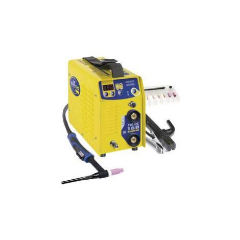 Elektrická svářečka GYS TIG 160 011106, 20 - 160 A, vč. příslušenství