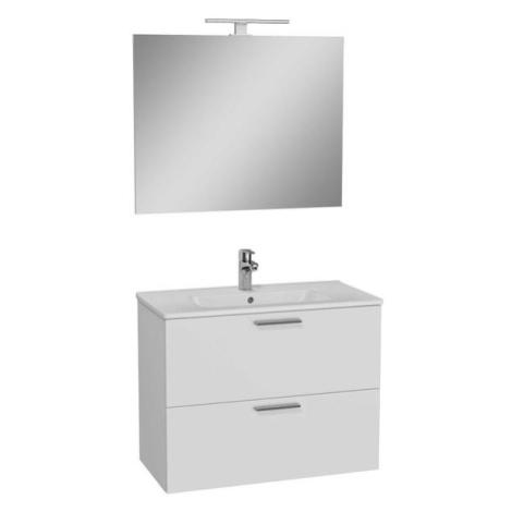 Koupelnová sestava Moira (79x61x39,5 cm, bílá)