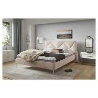 Confy Designová postel Sariah 160 x 200 - 6 barevných provedení