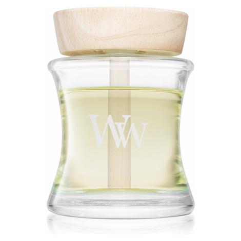WoodWick žluté aroma difuzér Fireside