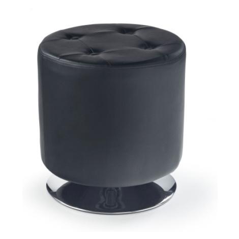 Taburet DORA, černá