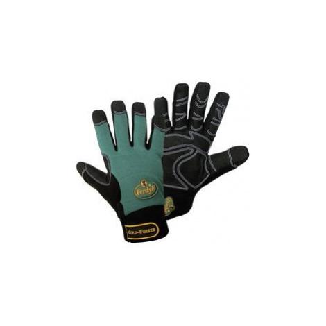 Montážní rukavice FerdyF. Mechanics COLD WORKER 1990-11, velikost rukavic: 11, XXL
