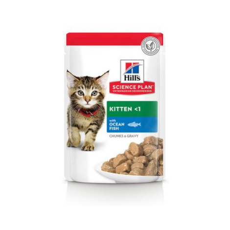 Hill's Science Plan Kitten - 48 x 85 g krůtí