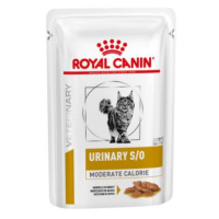 Royal Canin VD Urinary S/O Moderate Calorie - 24 x 85 g