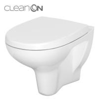 CERSANIT ZÁVĚSNÁ WC MÍSA ARTECO NEW CLEAN ON BEZ SEDÁTKA K667-053