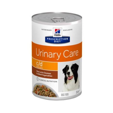 Výhodné balení Hill's Prescription Diet konzervy pro psy - a/d 24 x 156 g Hills