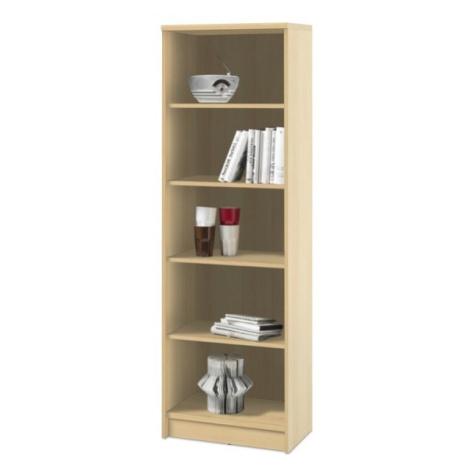 Sconto Regál/knihovna OPTIMUS 35-017-66 bílá