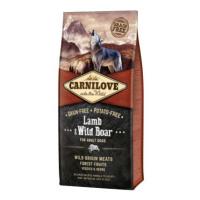 Carnilove Adult Lamb Wild Boar - 12 kg