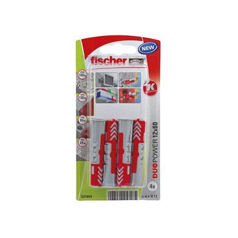 fischer DUOPOWER 12 x 60 univerzální hmoždinka