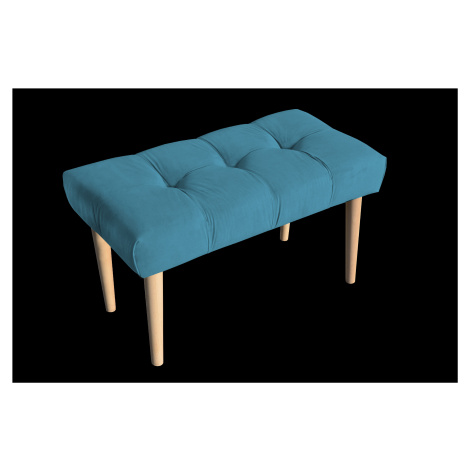 Eka Lavice Skam 60x40 cm Barva látky Trinity: (2313) Modrá