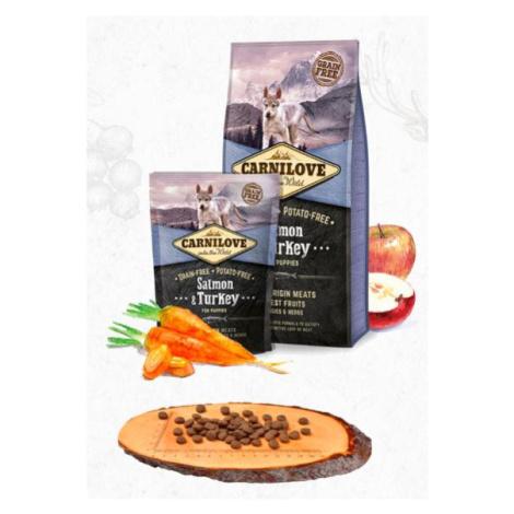 CARNILOVE PUPPIES SALMON/turkey - 12kg