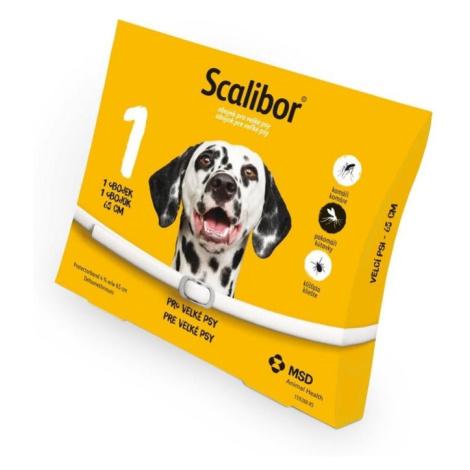Scalibor antiparazitický obojek Protectorband 65 cm