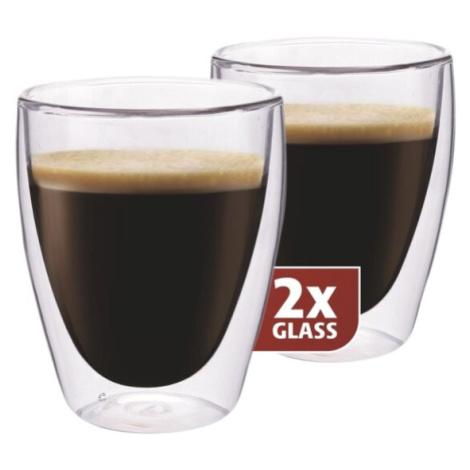 "Maxxo ""Coffee"" 2dílná sada sklenic, 235 ml"