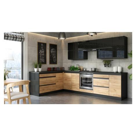 Kuchyňské linky Euromebel Styl