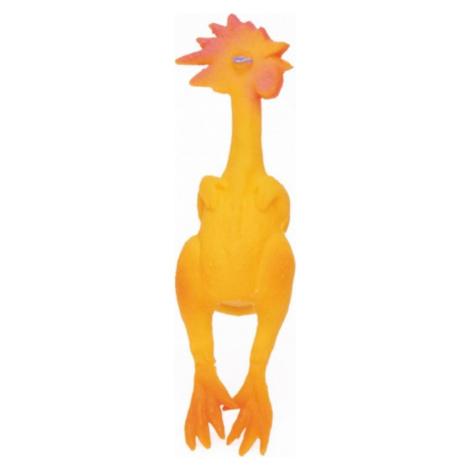 Lanco Pets Hračka pro psy - Pískací kuře mini 1 ks