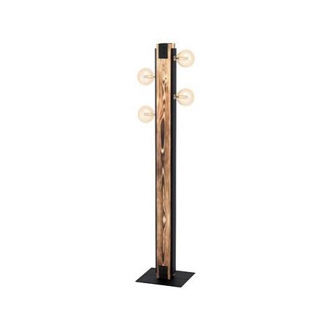 Eglo 43471 - Stojací lampa LAYHAM 4xE27/60W/230V