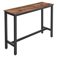 Rongomic Barový stolek Peba hnědý