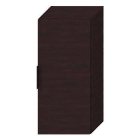 Koupelnová skříňka nízká Jika Cube 34,5x25x75 cm dub tmavý H4537111763021