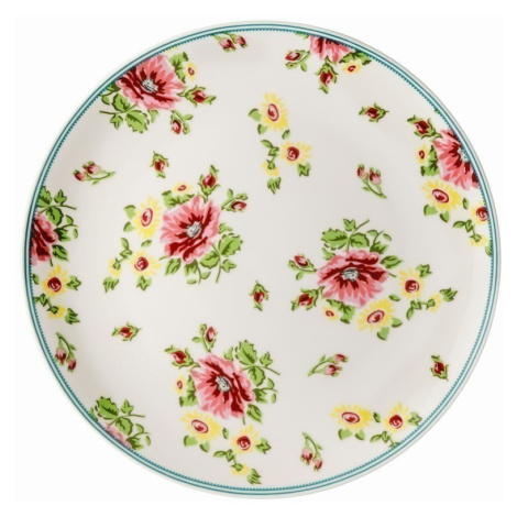 Mělký talíř Springtime Flowers Rosenthal 22 cm