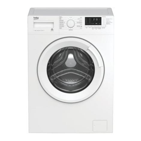 Pračka předem plněná pračka s předním plněním beko wue7612csx0, 7kg