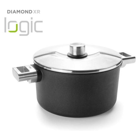 Woll Diamond XR Pro Logic hrnec s nepřilnavým povrchem Ø 24 cm / 4.5 l
