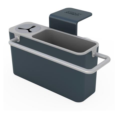 Závěsný stojánek na mycí prostředky šedý Sink Aid™ Joseph Joseph
