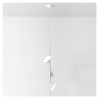 Axo Light Axolight Orchid LED závěsné světlo, 3zdrojové bílá