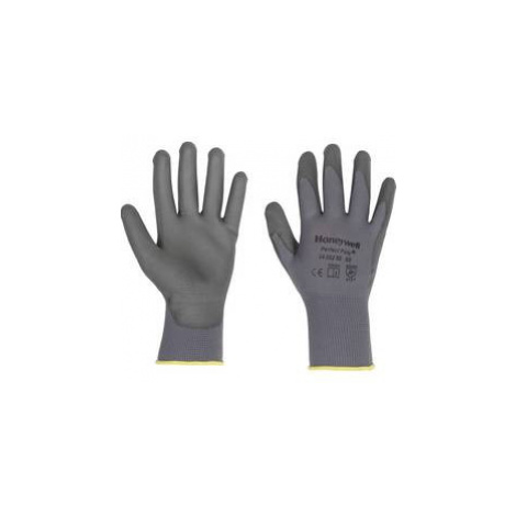 Ochranné rukavice Perfect Fit, 2400250-10, polyamid, šedá