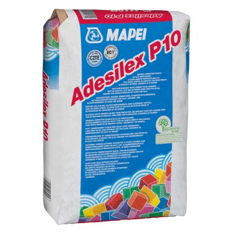 Lepidlo Mapei Adesilex P10 bílá 25 kg C2TE ADESILEXP10