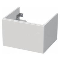Koupelnová skříňka pod umyvadlo Naturel Ratio 56x36x43 cm bílá lesk CT601Z36PU.9016G