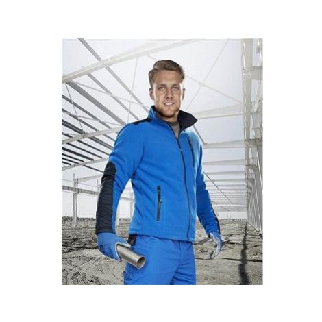 Modré pracovní oděvy
