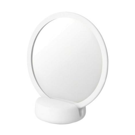 Kosmetické zrcadlo Blomus SONO - bílé