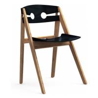 Muzza židle no. 1 černá
