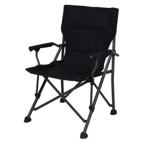 Židle kempingová REDCLIFFS skládací černá