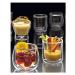 Luigi Bormioli termo sklenice AMETISTA 115 ml, 2 ks